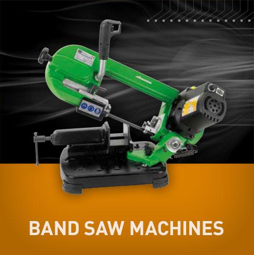 Band Saw Machines