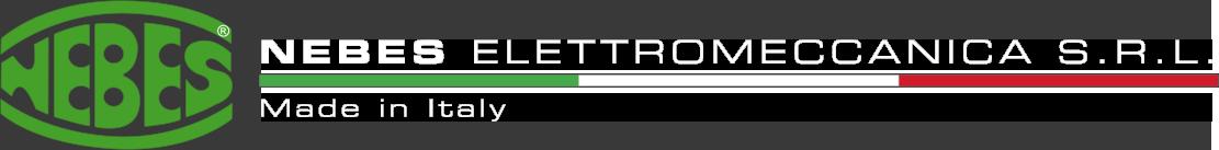 Nebes Elettromeccanica S.r.l. - Made in Italy