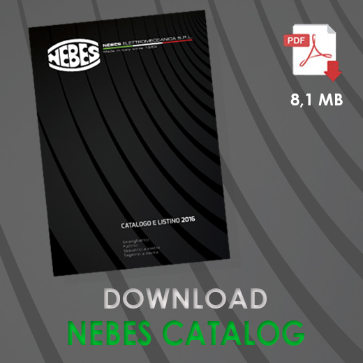Download the new Catalog by Nebes